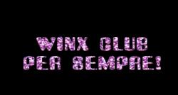 Winx club per sempre!