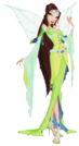 Winx Club Morgana pose