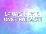 La Valle degli Unicorni Alati