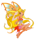 Winx Club Stella Enchantix pose4