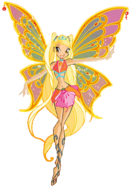 Winx Club Stella Enchantix pose