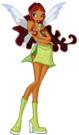 Winx Club Aisha Magic Winx pose