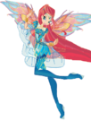 Winx Club Bloom Bloomix pose7