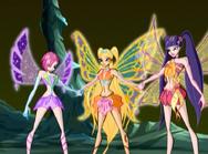 Tecna, stella, musa enchantix 326