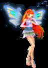 Winx Club Bloom Moviec Enchantix pose2