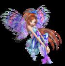 Winx Club Bloom Sirenix pose10