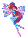 Winx Club Bloom Sirenix pose23