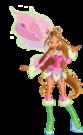 Winx Club Flora Lovix pose2