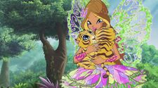 Flora butterflix in 711