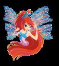 Winx Club Bloom Sirenix pose4