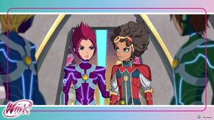 Winx 8 episodio 5