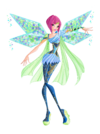 Winx Club Tecna Bloomix pose2
