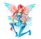 Winx Club Bloom Bloomix pose10