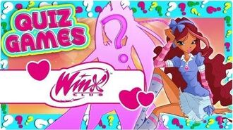 Winx Quiz - Guess The Character 2