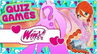 Winx Quiz - Guess The Character 3