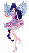 Winx musa butterflix basic pose 2d by musawinx1-d8yxwg2