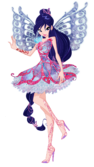 Winx musa butterflix basic pose 2d by musawinx1-d8yxwg2