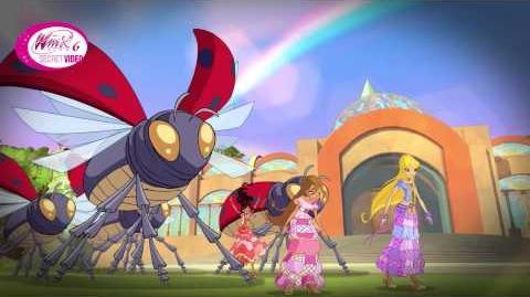 Winx 6 Secret Videos - A fairy Travel