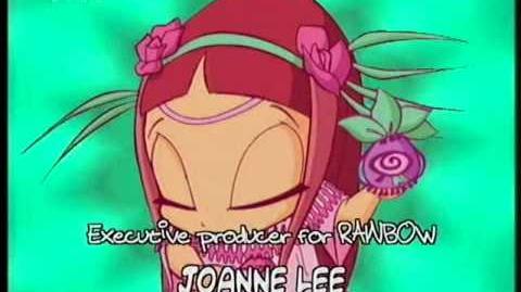 Winx főcím 3. évad - Vágó Bernadett