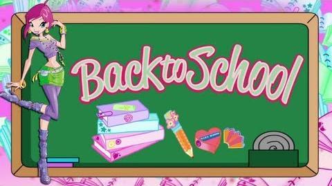 Winx Back to School!