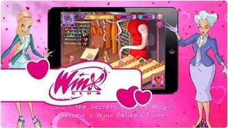 App Winx Fairy School - Official Launch Trailer