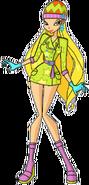 Stella 3 Raincoat