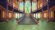 Alfea Stairs Winx Fairy School