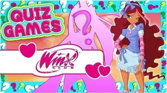 Winx Quiz - Guess The Character 8