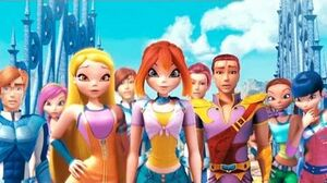 Winx Club Magical Adventure! Nick Dub! (FULL MOVIE)