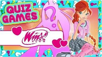Winx Quiz - Guess The Character 9