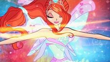Winx Club Bloom Harmonix Full Transformation! HD!