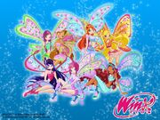 Winx Club Believix Offical Wallpaper