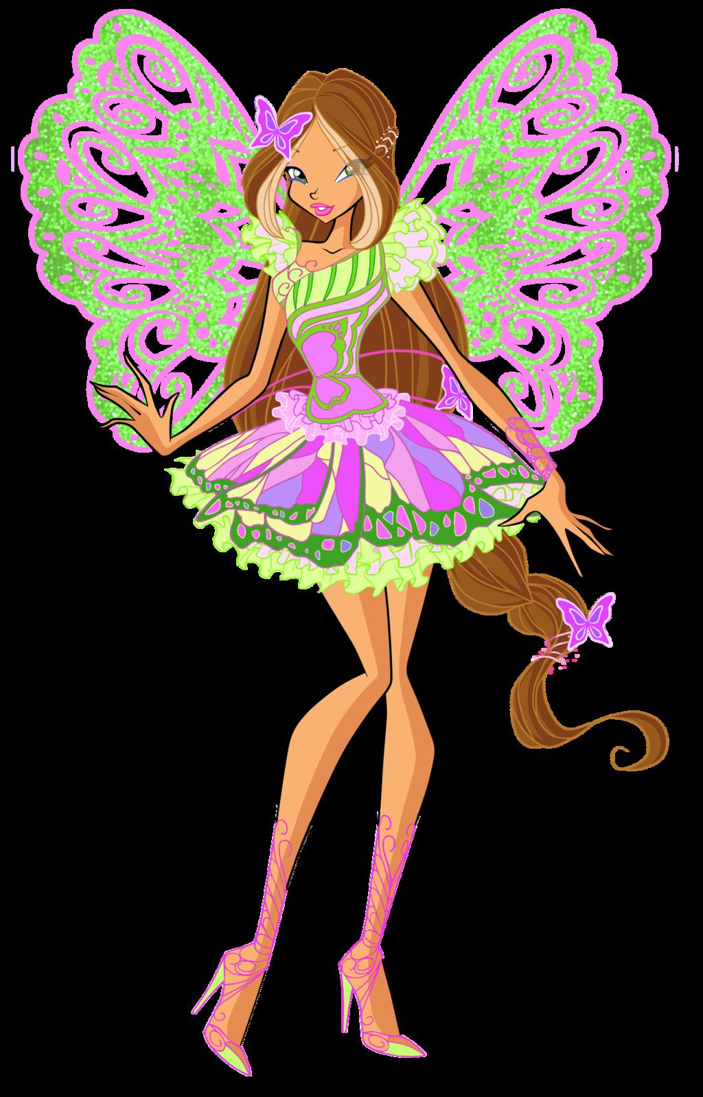 image flora butterflix png winx club wiki fandom