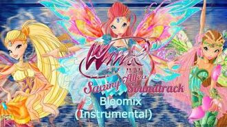 "HD Winx Club Saving Alfea Soundtrack 03 ""Bloomix (Instrumental)"""