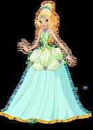 Daphne Princess Ballgown