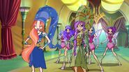 Lazuli , Witch, Earth Fairies - Episode 614 (1)
