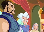 Saladin, Codatorta, Faragonda - Battle for Magix (2)