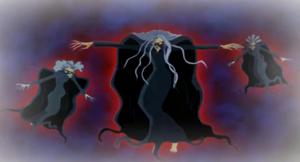 Vrăjitoarele Ancestrale