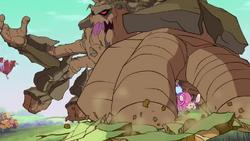 Rock monster