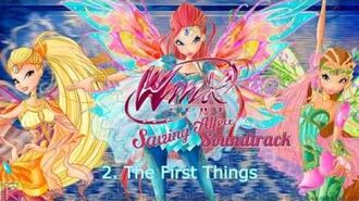 "HD Winx Club Saving Alfea Soundtrack 02 ""The First Things"""