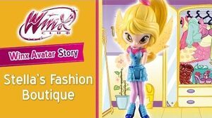 Winx Avatar Story 2 - Stella's Fashion Boutique