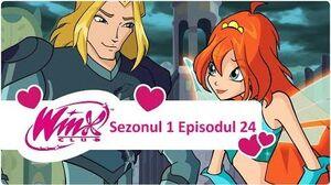 Winx Club - Sezonul 1 Episodul 24 - Misterul lacului -EPISODUL COMPLET-