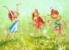 Enchantix Fairies