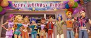Happy Birthday Bloom