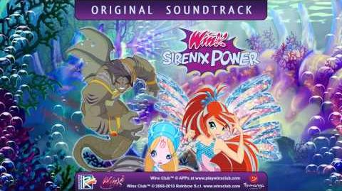 Winx Sirenix Power Original Soundtrack - 01