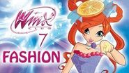Bloom Fashion Title Card
