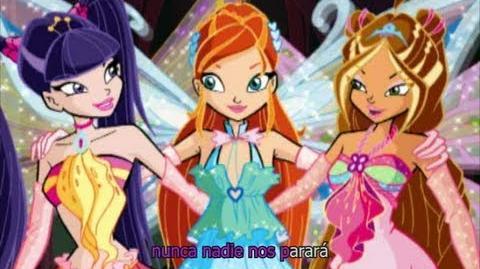 """Superheroes """"Winx es Magia"""" Winx Club En Concierto CASTELLANO!-0"""