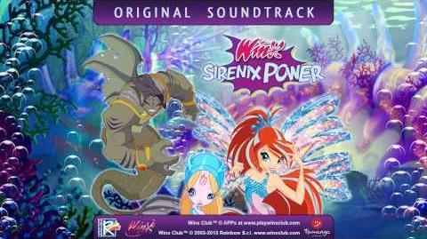 Winx Sirenix Power Original Soundtrack - 02