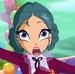 Dark-green haired fairy-icon