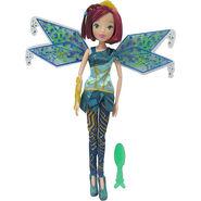 Winx Club Bloomix doll - Tecna